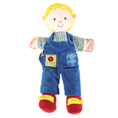 The Puppet Company, Light Skin Boy Puppet, 15 inches