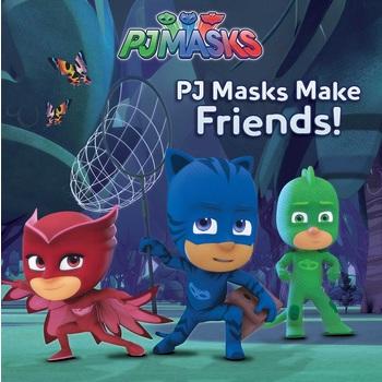 PJ Masks Make Friends!, by Cala Spinner, Paperback