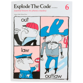 Educators Publishing Service, Explode the Code Book 6, 2nd Edition, Grades 2-4