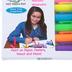 The Pencil Grip, Kwik Stix Thin Stix Solid Tempera Paint, Non-Toxic, Neon Colors, Set of 6