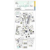the Paper Studio, agenda 52 Farmhouse Sticker Pack, 474 Stickers