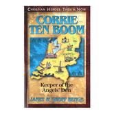 YWAM, Corrie Ten Boom: Keeper of the Angel's Den, Christian Heroes Then and Now, Grades 4-12