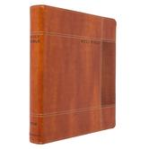NIV Holy Bible XL Edition, Imitation Leather, Brown