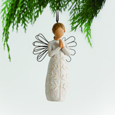 Willow Tree, A Tree a Prayer Ornament