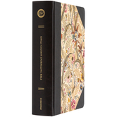 ESV Single Column Journaling Bible, Large Print, Hardcover, Summer Garden