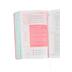 NIV True Images Bible for Teen Girls, Duo-Tone, Pink