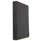 KJV Deluxe Gift Bible, Imitation Leather, Black