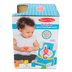 Melissa & Doug, First Play Spin & Feed Shape Sorter, Ages 12 Months & Older, 6 Pieces