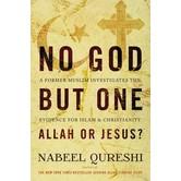 No God But One: Allah Or Jesus, by Nabeel Qureshi, Paperback