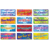 Positive Messages Bulletin Board Set