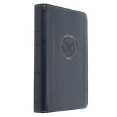CSB Military Bible for Sailors, Imitation Leather, Navy