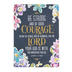 SoulScripts, Joshua 1:9 Courage, Hardcover Journal, 5 1/2 x 7 inches, 96 Pages