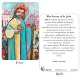 Dicksons, Prayer of St. Jude Pocket Card, 2 1/2 x 3 7/8 inches