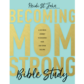 Becoming MomStrong Bible Study, by Heidi St. John