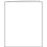 Edupress, Rectangle Blank Book, Paperback, 32 Pages
