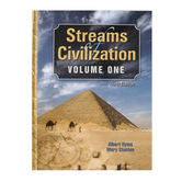 Christian Liberty Press, Streams of Civilization Vol 1 Student Text, 3rd Ed, Hardcover, 465 Pages, Grade 9