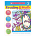 Scholastic, Reading and Math Jumbo Activity Workbook, 320 Pages, Grade 2