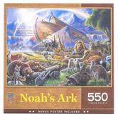 Genesis 9:16 Noah's Ark Puzzle, 550 Pieces, 18 x 24 inches