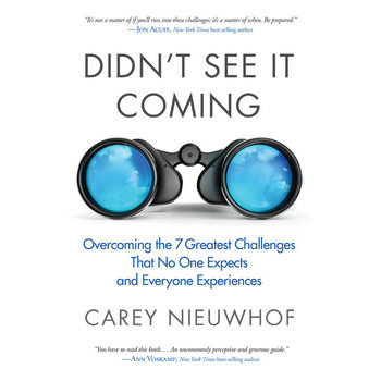 Didn't See It Coming, by Carey Nieuwhof, Hardcover