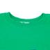 Gildan, Short Sleeve T-Shirt, Irish Green, Youth Small 6/8, Pre-Shrunk Cotton, 1 Each