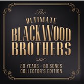 The Ultimate Blackwood Brothers Collector's Edition, by The Blackwood Brothers, 4 CD Set