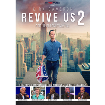 Revive Us 2: A National Family Meeting, by Kirk Cameron, DVD