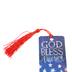 Salt & Light, God Bless America Tassel Bookmark, 2 1/4 x 7 inches