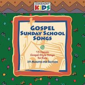 Gospel Sunday School Songs, by Cedarmont Kids, CD