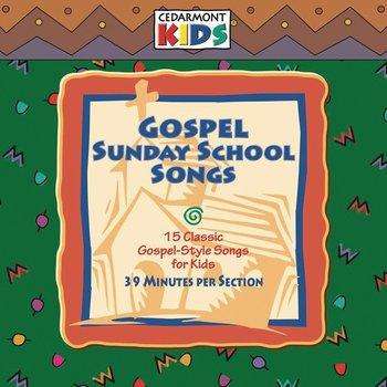 Gospel Sunday School Songs, by Cedarmont Kids, CD