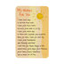 Blue Mountain Arts, My Wishes for You Wallet Card, 2 x 3 1/4 inches