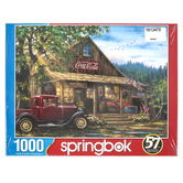 Springbok, Country General Store Puzzle, 1000 Pieces, 24 x 30 Inches