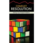 Conflict Resolution: Solving Your People Problems, Hope For The Heart Series, by June Hunt