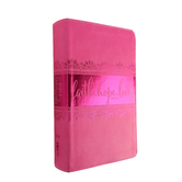 NIV Bible for Teen Girls, Imitation Leather, Pink