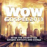 WOW Gospel 2013 CD