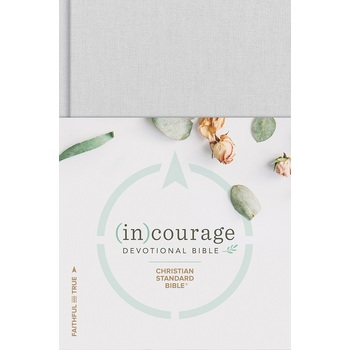 CSB (in)courage Devotional Bible, Multiple Styles Available