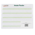 Channie's, Visual Dry-Erase Magnetic Boards, Cursive Letters, 8 1/2 x 11 Inches, Pack of 2