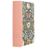 ESV Artist Series Single Column Journaling Bible, Hardcover, Ruth Chou Simons Be Transformed Design
