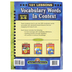 Teacher Created Resources, 101 Lessons Vocabulary Words in Context, Reproducible, 112 Pages, Grades 3-5