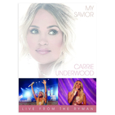 My Savior: Live From The Ryman, by Carrie Underwood, DVD