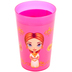 He Loves Me, Queen Esther Cup, Polypropylene, 4 1/4 inches