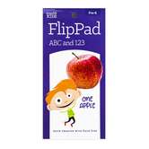 Step Up Kids Flip Pad ABC and 123, 48 Pages, Grade Pre-K