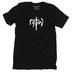 NOTW, Classic Logo, Short Sleeve T-Shirt, Black, 2X-Large