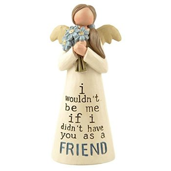 Teacher Mother Grandma Friend Figurine Price For Each Blossom Bucket Angel