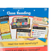 Carson-Dellosa, Close Reading Bulletin Board Set, Multi-colored, 10 Pieces, Grades 1-5