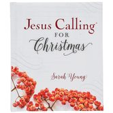 Jesus Calling for Christmas, by Sarah Young, Hardcover