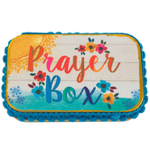 Natural Life, Sunshine Prayer Box, Tin, 3 3/4 x 2 1/4 x 1 inches