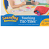 Learning Resources, Teaching Tac-Tiles Set, 31 Pieces, Multi-Colored, 2-Inch Shapes, Ages 3-5