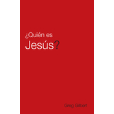 Good News Tracts, Quien es Jesus, by Greg Gilbert, Set of 25 Tracts