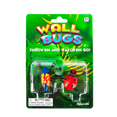 Toysmith, Wall Bugs, 2 Pieces, Ages 5 and up