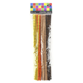 Tree House Studio, Chenille Stems, 12 x 1/4 Inches, Multi-Colored, 50 Count